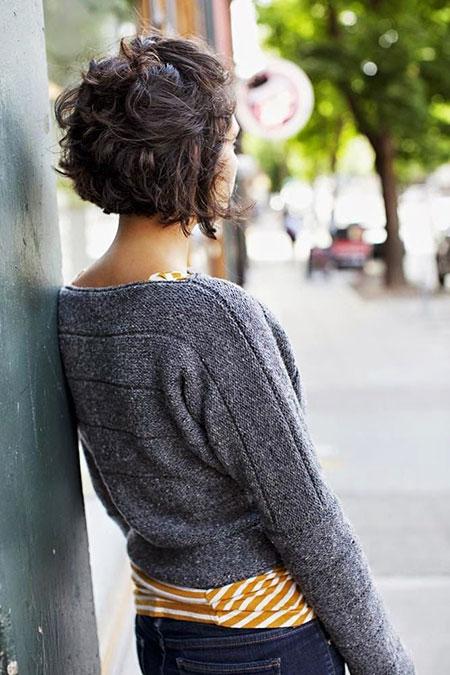 Short Curly Hairstyles Black Women - 8