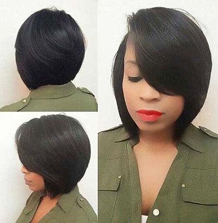 BlackBob Hair