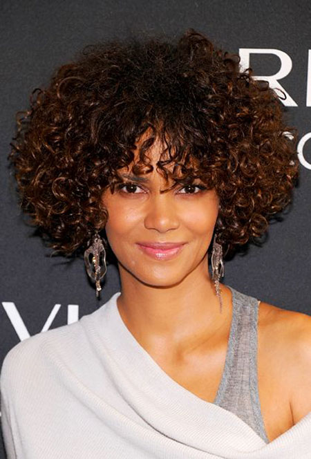 Curly Hair of Black Women