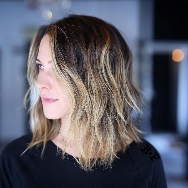 Short Layered Messy Hairstyles