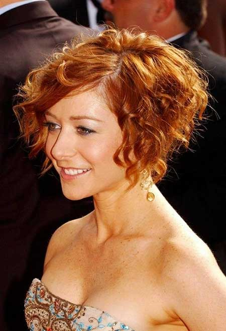 Short Hairstyles for Oblong Faces - 10