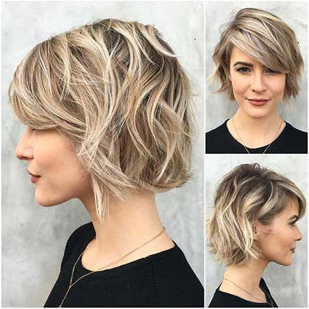 Easy Short Hair