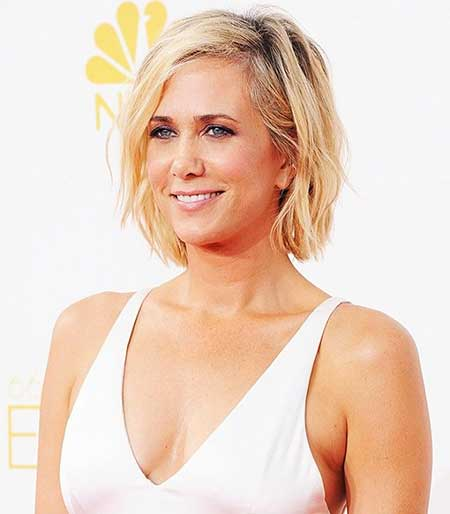 Short Hairstyles for Oblong Faces - 14