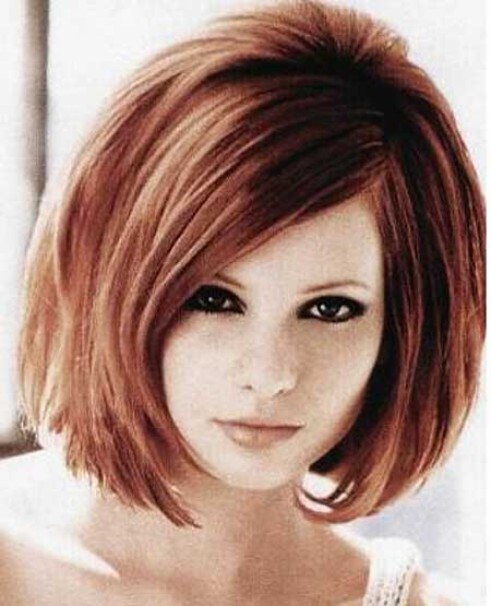 Short Hairstyles for Oblong Faces - 15
