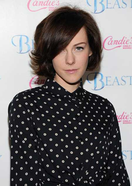 Short Hairstyles for Oblong Faces - 17