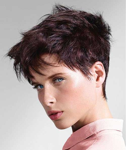 2017 Short Hair - 22