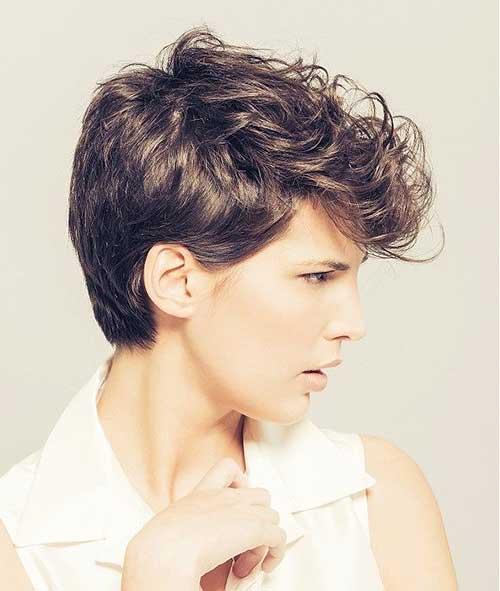 2017 Short Hair - 24