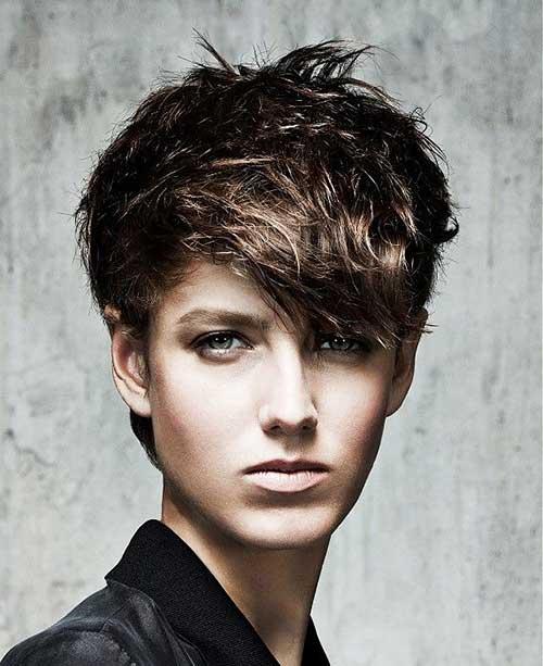 2017 Short Hair - 29