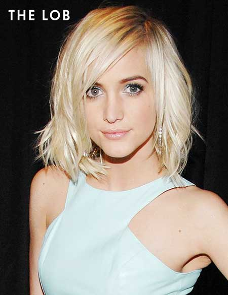 Short Hairstyles Oblong Faces