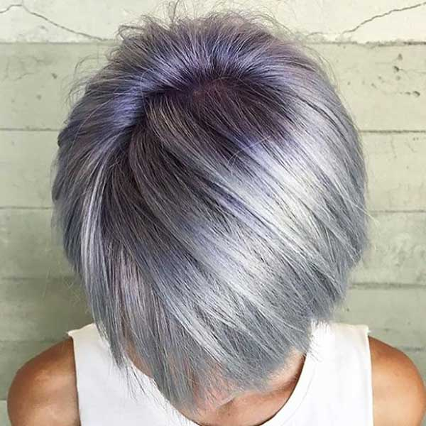 Short Straight Hairstyles for Girls