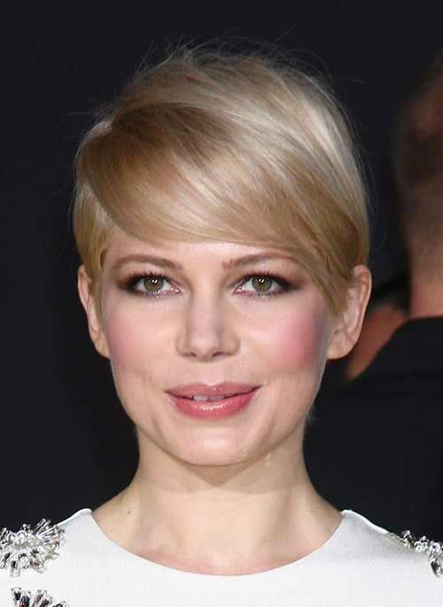 Short Hairstyles for Fine Hair - 40