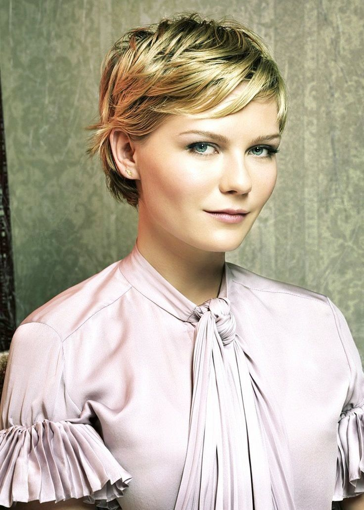 Short Hairstyles for Fine Hair - 41