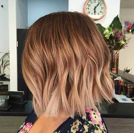 15+ New Ombre Short Hair