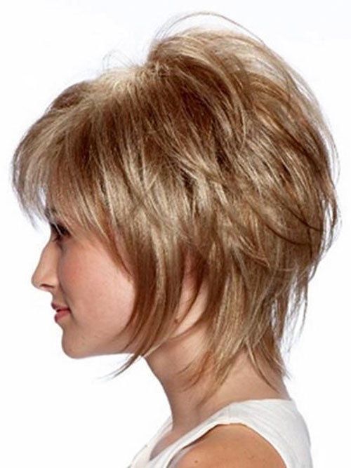 Short Shag Hair For Women