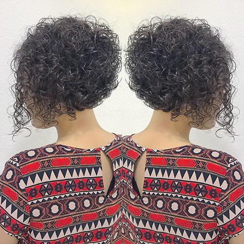 Short Hair For Curly Hair