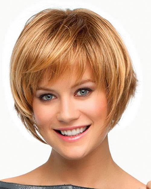 Thick Short Hair Cuts