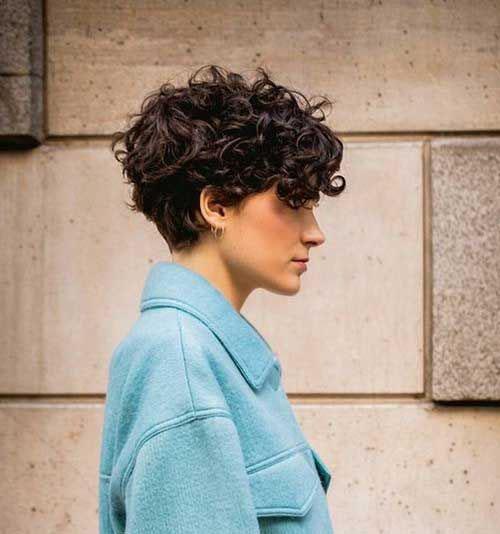 Curly Hair For Short Hair