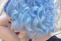 25 Unique Short Blue Hairstyles On Nowadays