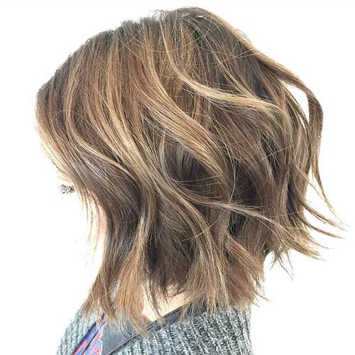 Medium To Short Hair