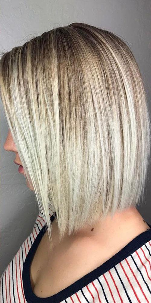 Haircuts For Medium Short Hair