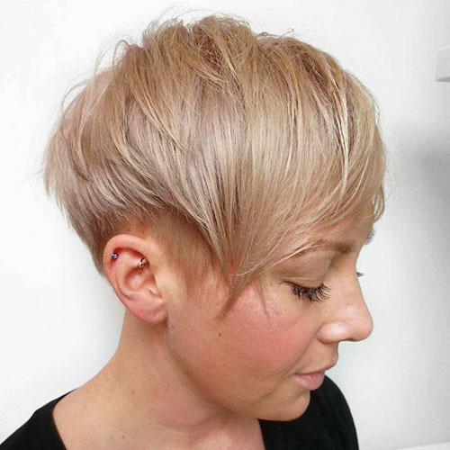 Cute Hair Style For Short Hair