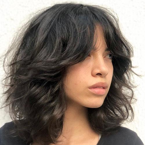Shag Short Hairstyles