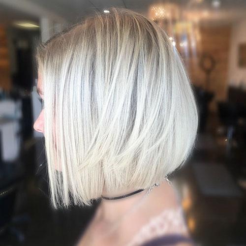 Short And Medium Hair Styles
