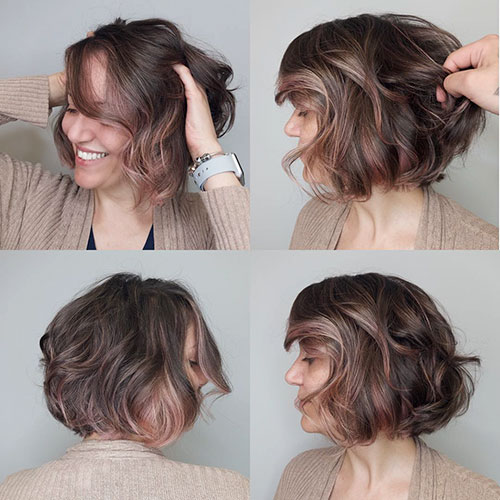 Super Cute Hairstyles For Short Hair
