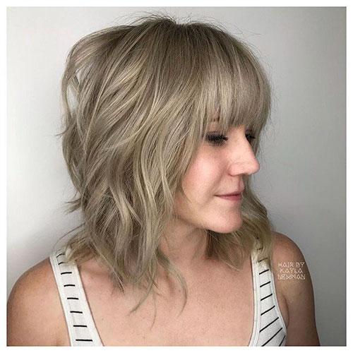 Short Shag Hair Cut Ideas