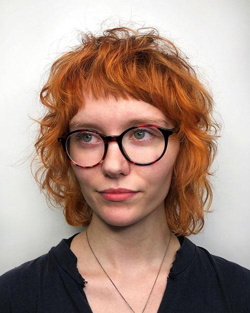 Short Shag Hairstyles 2020