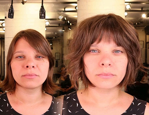 Ideas Of Short Haircuts With Bangs