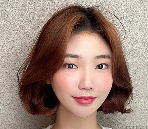 Latest Short Haircuts For Asian