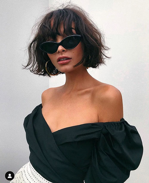 Pictures Of Short Choppy Haircuts
