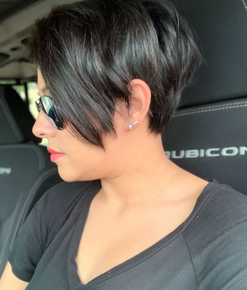 Short Sexy Hairstyle Images