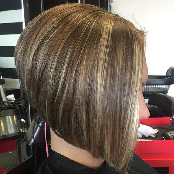 Cool Layered Inverted Bob