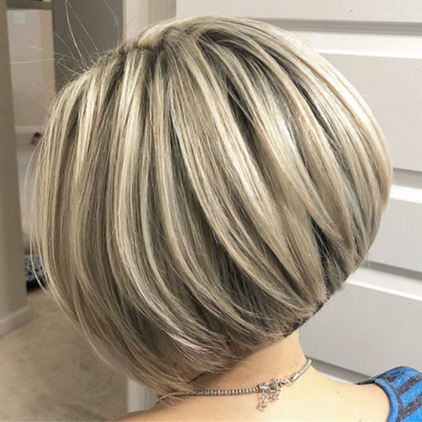 Layered Inverted Bob Hair Ideas