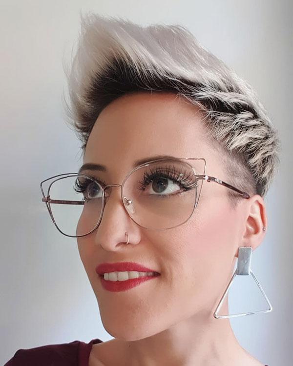 Pixie Punk Hairstyles