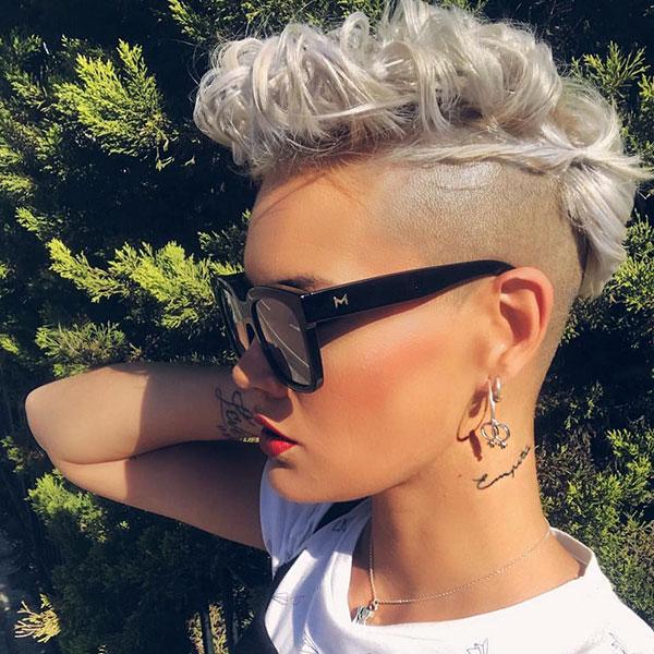 Punk Pixie Cut