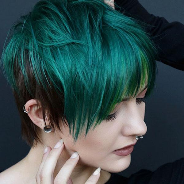 Pixie Punk Hairstyles 2020