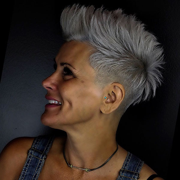 Examples Of Punk Pixie Haircuts