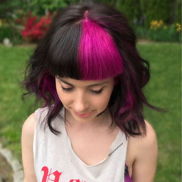 Images Of Short Hairstyles With Bangs
