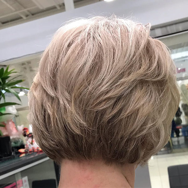New Short Layered Haircuts