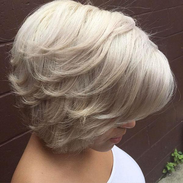 Layered Hair For Short Hair