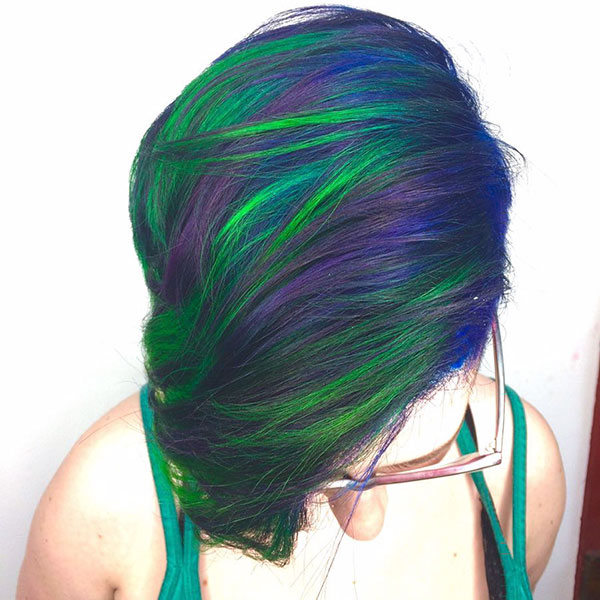 Images Of Short Mermaid Hair