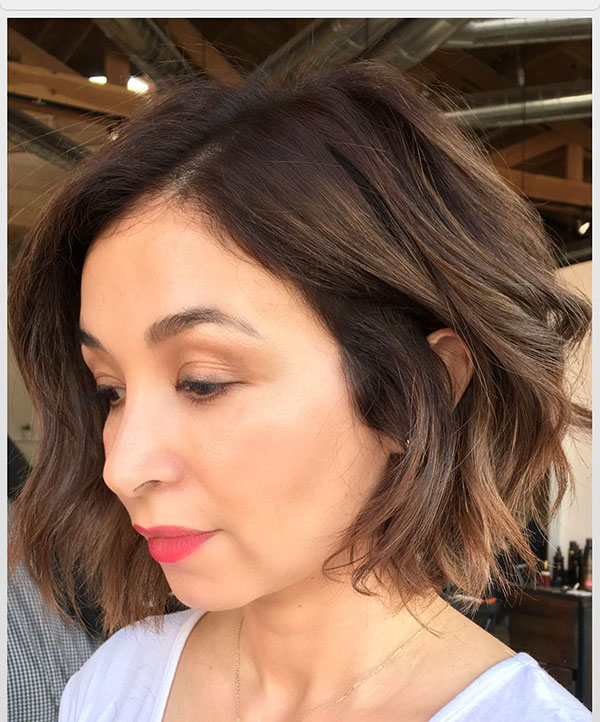 Super Short Haircuts For Thick Hair