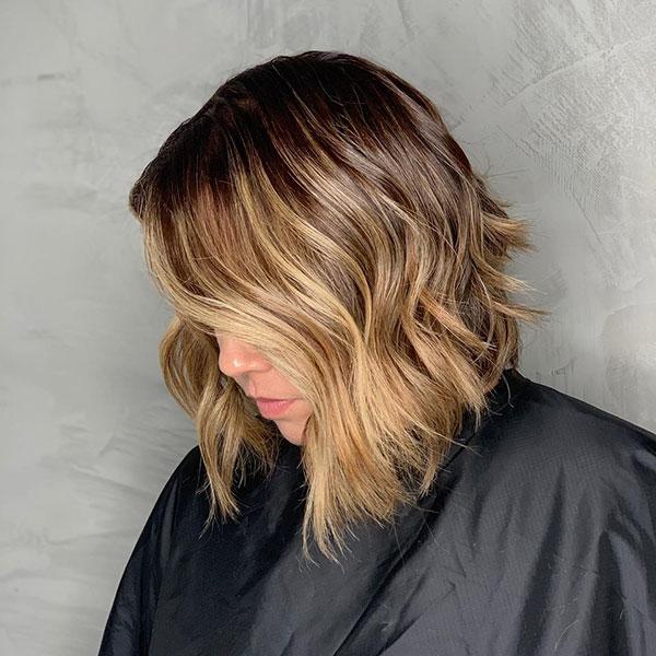 Classy Hairstyle Short Hair
