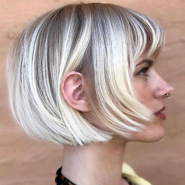 Classy Short Haircut Pictures