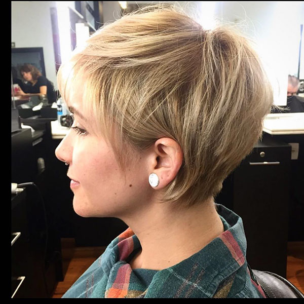Classy Short Haircuts
