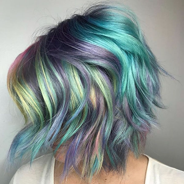 Mermaid Hair For Short Hair
