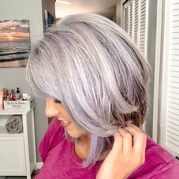Easy Short Haircuts Over 40